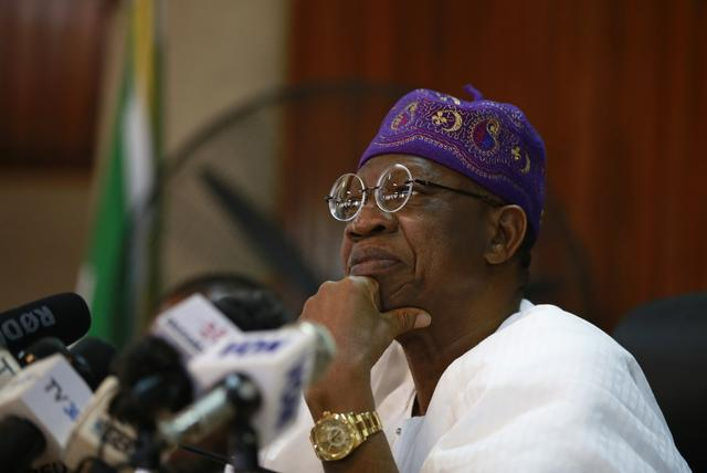 Nigeria had no warning on potential US travel ban - Lai Mohammed