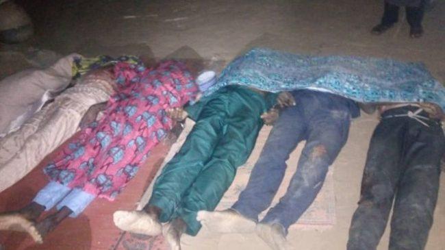 Bandits have killed many in communities in Zamfara, Katsina and Sokoto, among others (Photo: UGC)