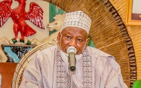 Kano State Governor Abdullahi Umar Ganduje