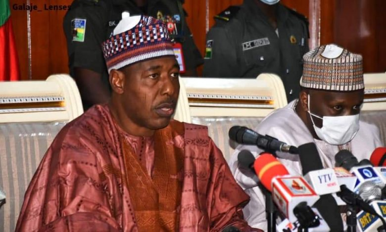 North East governors elect Zulum as pioneer forum chairman