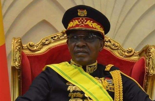 Chad President Idriss Debby