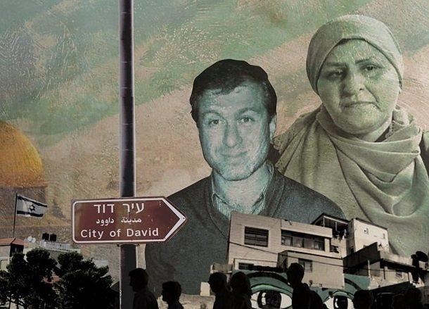 Chelsea football club's owner, Roman Abramovich, is the biggest single donor to an Israeli settler organisation