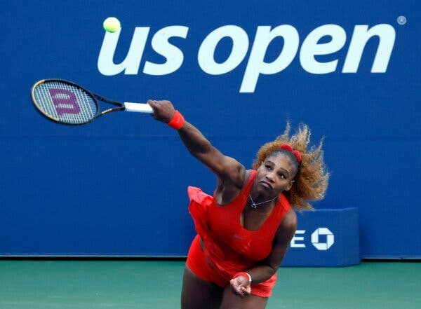 Serena Williams beats Sloane Stephens at US Open