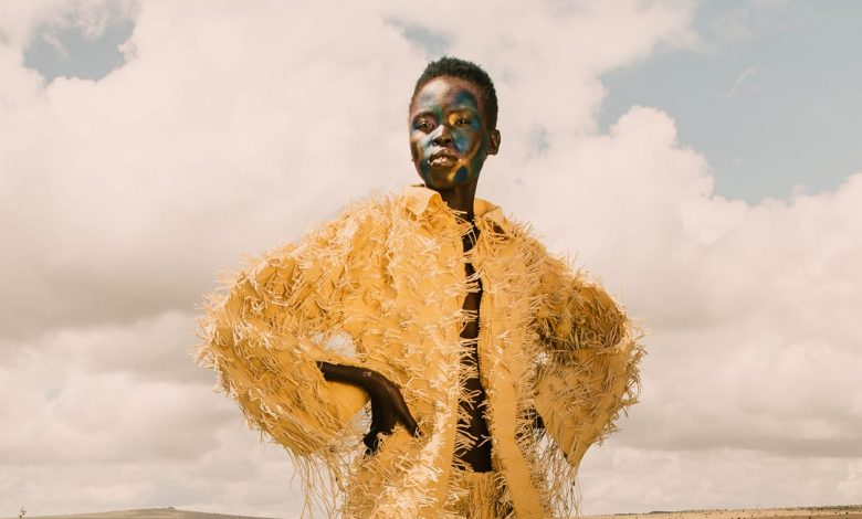 Bubu Ogisi's IAMISIGO Fashion Brand with African Theme