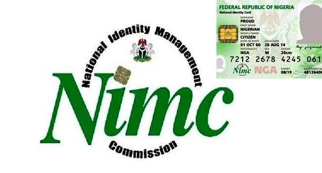 NIMC National Identity card
