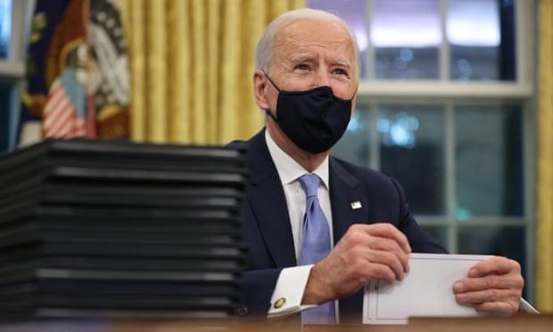 Joe Biden US President