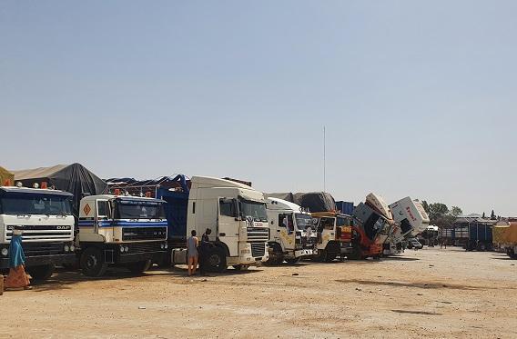 Inside Kaduna's Mararraban Jos trailer park