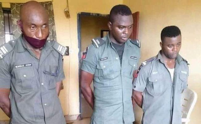 Police dismiss three officers for extorting N153,000 from traveller in Ogun