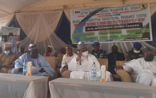 BESDA educates proprietors on transformation of Tsangaya schools in Gombe