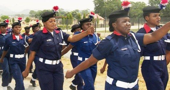 Female squad: NSCDC begins screening for potential personnel