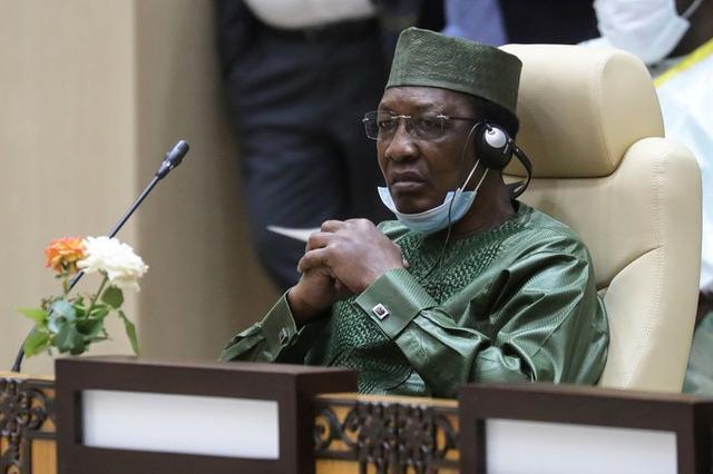 President Idris Deby of Chad