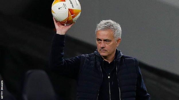Jose Mourinho to take over as Roma boss from next season