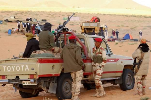 Gunmen kill five on Eid day in Niger