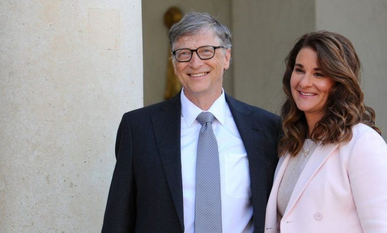 Bill and Melinda Gates agreed 'separation contract' before announcing divorce