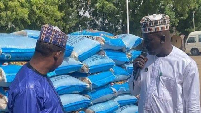 Ramadan: Matawalle donates 400 bags of assorted grains to Gusau prison inmates