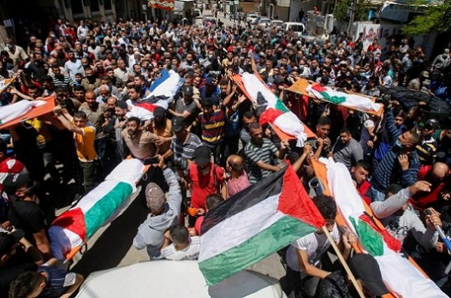 Gaza: Palestinian death toll rises to 139, including 39 children