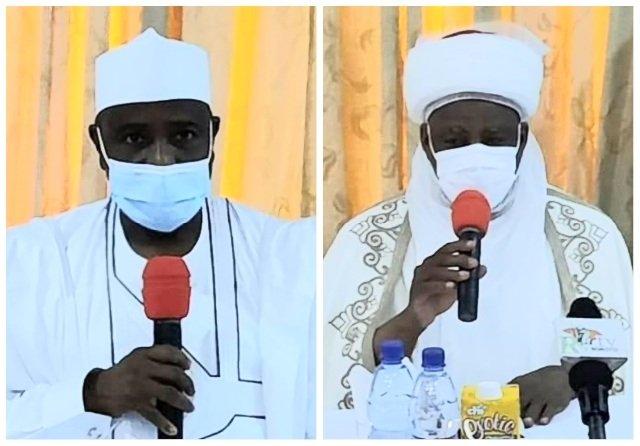 Tambuwal applauds Sultan for interest in JUSUN strike, Sokoto policies, programs