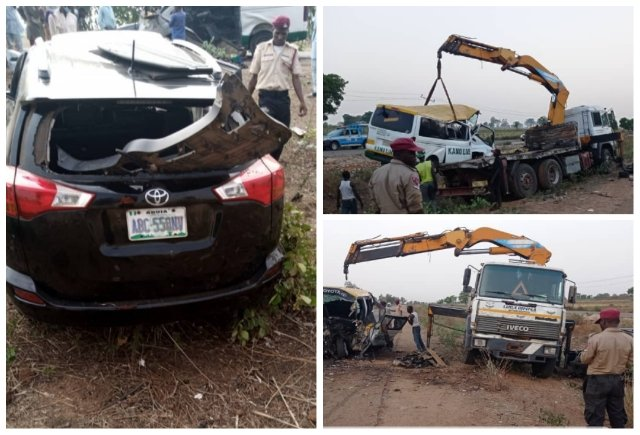 Road accident leaves several dead on Zaria-Kano highway