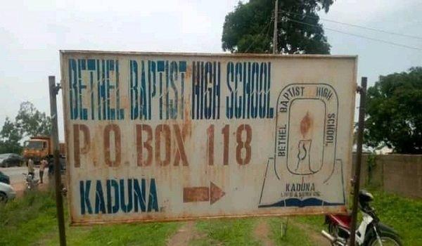 Gunmen release 28 students of Bethel Baptist school in Kaduna