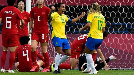 Marta Brazil Legend