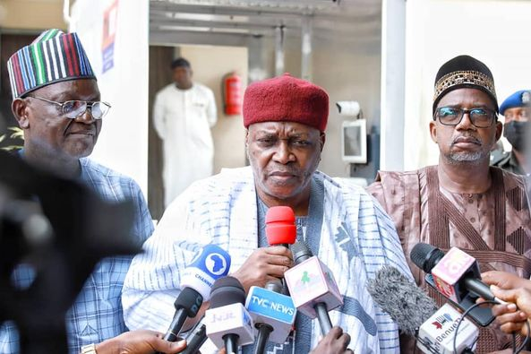 Stop intimidating our members to join APC, Northern PDP govs tell Buhari's govt