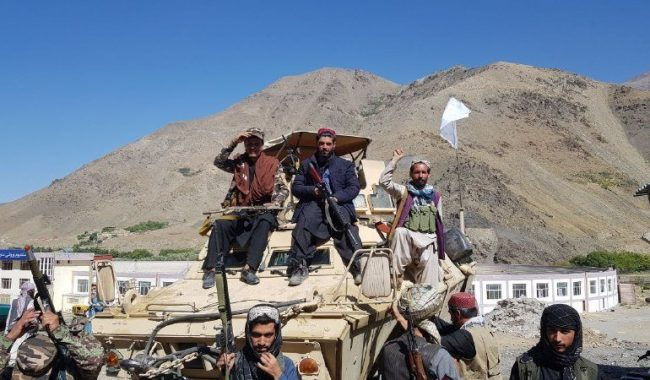 Panjshir: Last pocket of resistance falls to Taliban