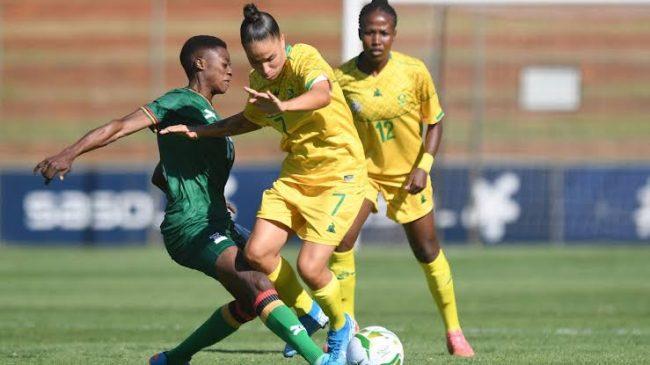Aisha Buhari Cup: Nigeria's Super Falcons beat Mali 2 – 0
