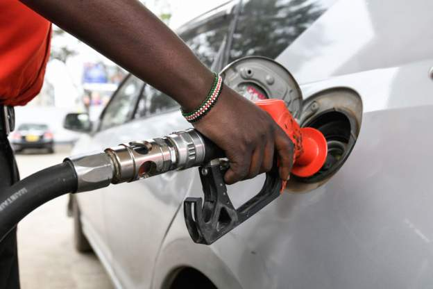 Kenyans outraged as cost of fuel hits $1.2 per litre
