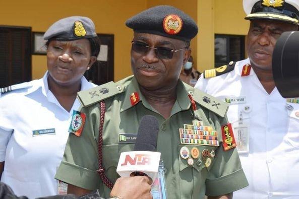Telecoms shutdown yielding results in Zamfara – Defence spokesman