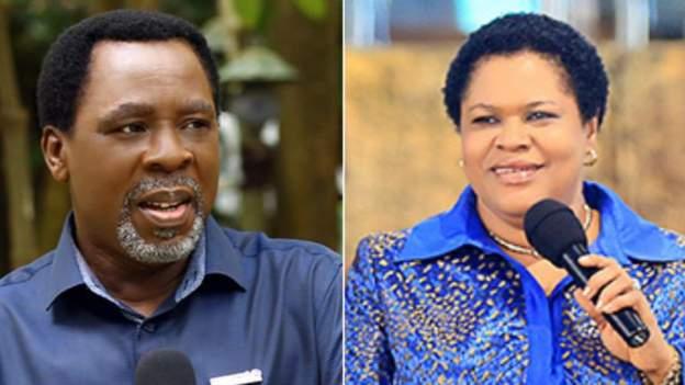 TB Joshua's widow Evelyn takes over church leadership