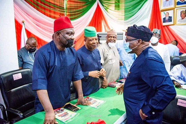Fintiri leads PDP national convention planning committee