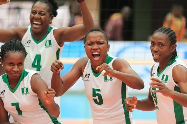 Nigeria beats Senegal 3-0 in Volleyball Nations Cup
