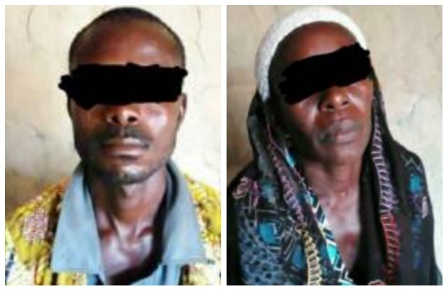 Incest: NSCDC arrests alien who fathered 3 children with his mother
