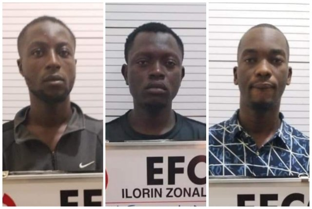 Aluminum fabricator, 2 others land in jail for love scam